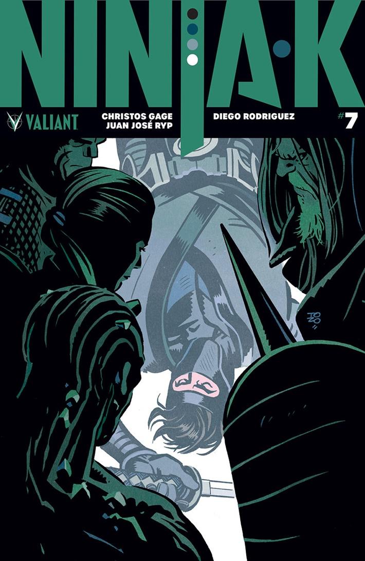 NINJA-K_007_COVER-A_ZONJIC First Look at Valiant Entertainment's NINJA-K #7