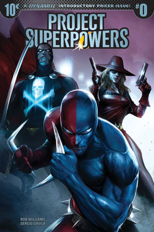 PSP2018-00-Cov-00011-A-Mattina Dynamite Entertainment and Rob Williams revive PROJECT SUPERPOWERS