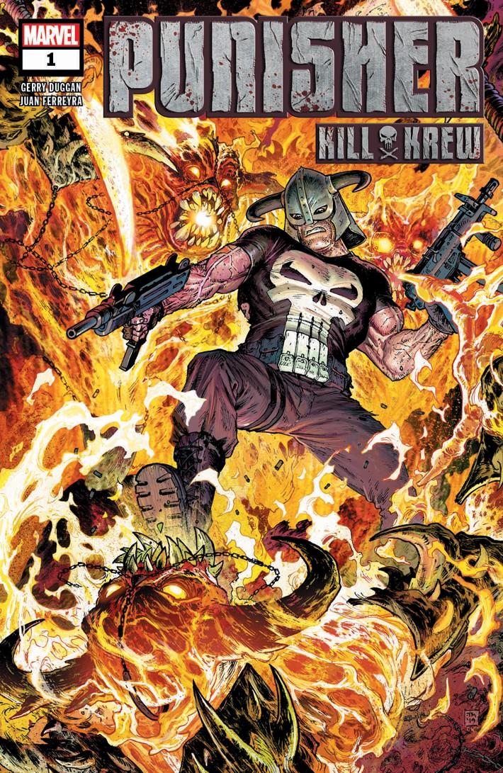 PUNKILLKREW2019001_DC11 Marvel Pull List reveals select July solicitations