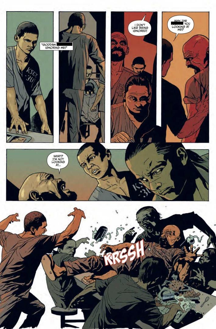 RAID-1-Preview-5 First Look at Titan Comics' THE RAID #1