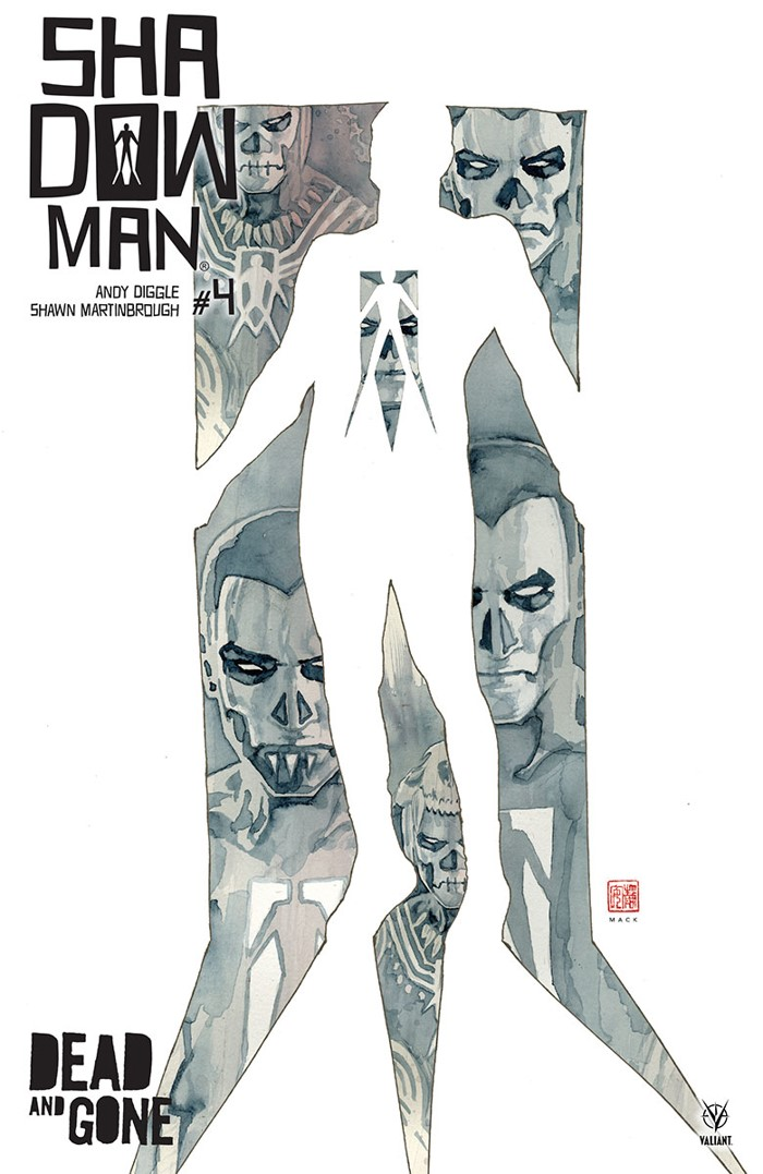 SM2018_004_COVER_MACK Valiant reveals yearlong roadmap for Andy Diggle's SHADOWMAN