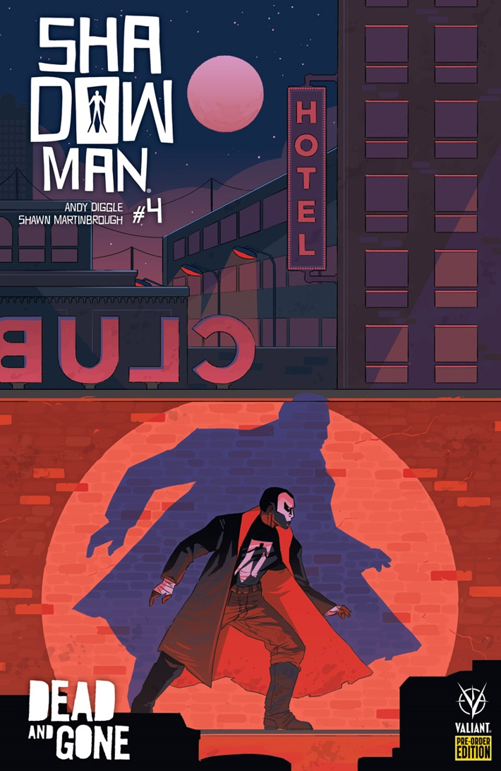 SM2018_004_PRE-ORDER_TEMPLER First Look at Valiant Entertainment's SHADOWMAN (2018) #4