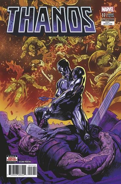 STL086086 ComicList: Marvel Comics New Releases for 04/25/2018