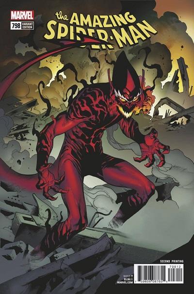 STL087599 ComicList: Marvel Comics New Releases for 04/25/2018