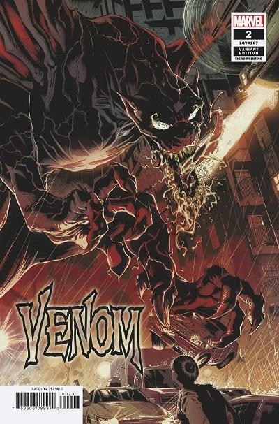 STL099407 ComicList: Marvel Comics New Releases for 08/29/2018