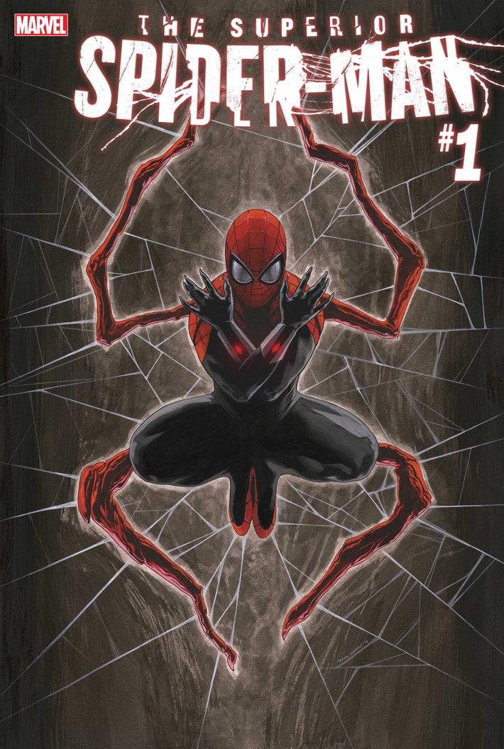 SUPSM2018001 Christos Gage and Mike Hawthorne rekindle the SUPERIOR SPIDER-MAN
