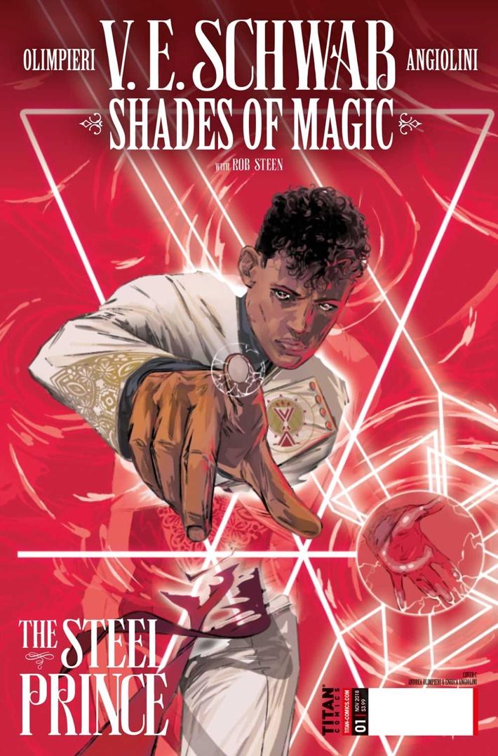 ShadesOfMagic_01_TheSteelPrince_CoverC First Look at Titan Comics' SHADES OF MAGIC THE STEEL PRINCE #1