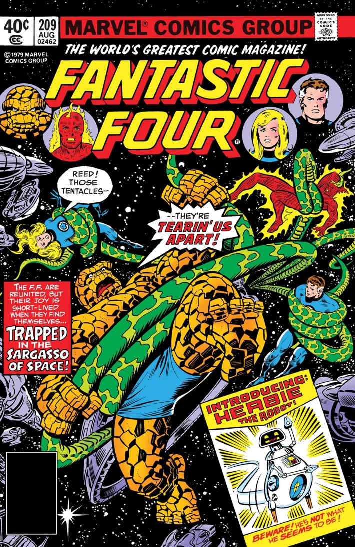 TB_FF_HERBIE The First Family returns in TRUE BELIEVERS: FANTASTIC FOUR reprints