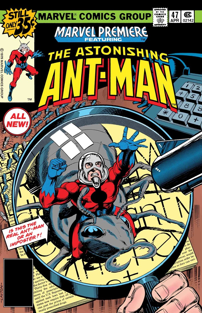 TB_SCOTT_LANG ANT-MAN, GIANT-MAN and THE WASP earn TRUE BELIEVERS reprints