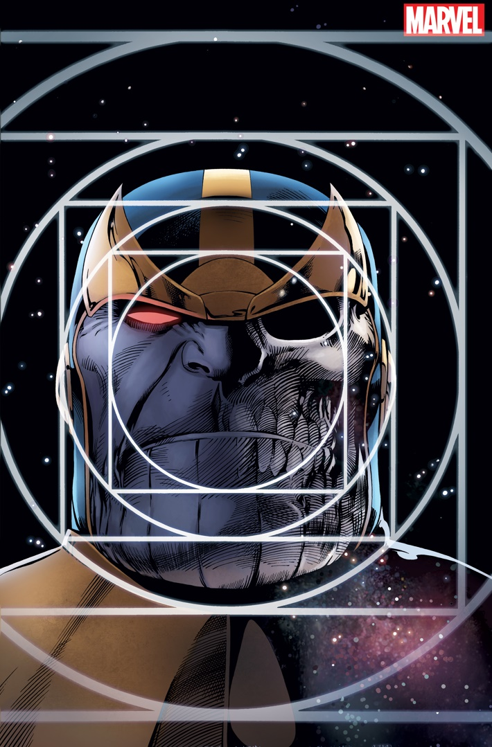 THANOS_IC_OGN_CVR Jim Starlin's Thanos trilogy returns in THE INFINITY CONFLICT