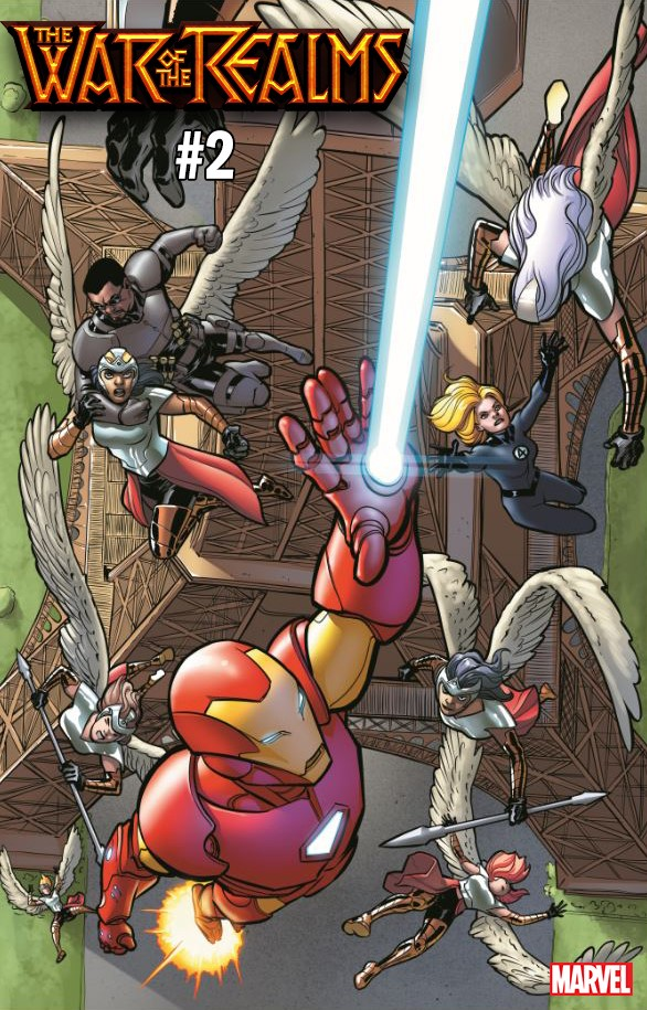 WOTR2_LOPEZ New WAR OF THE REALMS International Variants are released