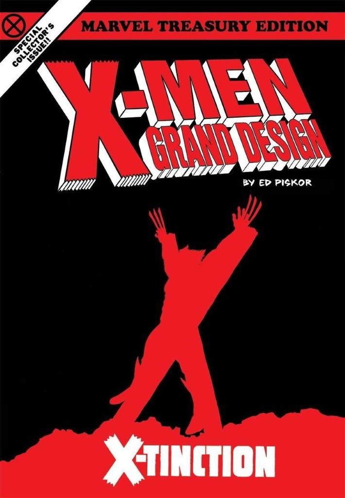 XMENGD_PISKOR Ed Piskor's GRAND DESIGN finale arrives this May with X-TINCTION