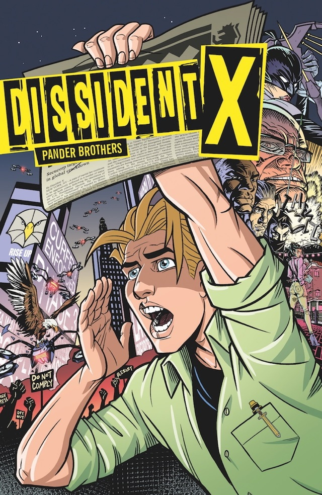 dissidentxcov Triple X gets remastered and re-released as DISSIDENT X