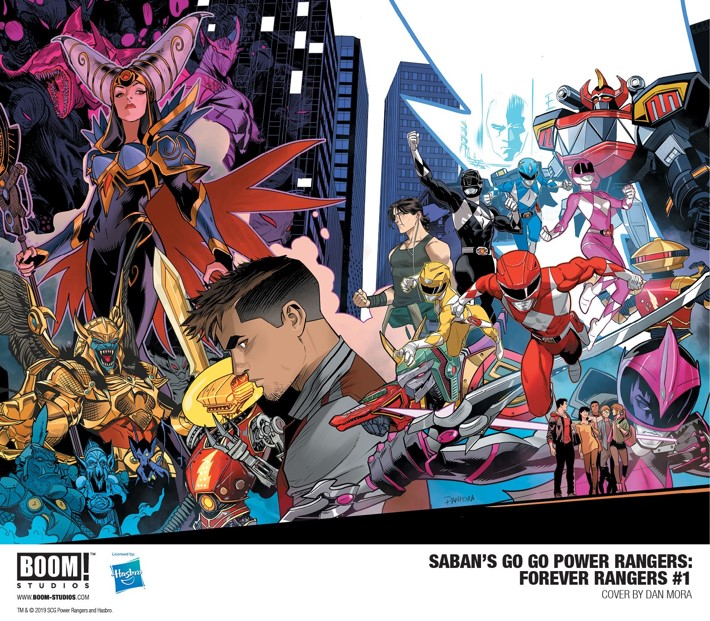 f2860692-2e10-48b9-b402-712eeb1247fc POWER RANGERS to be featured in FOREVER RANGERS special