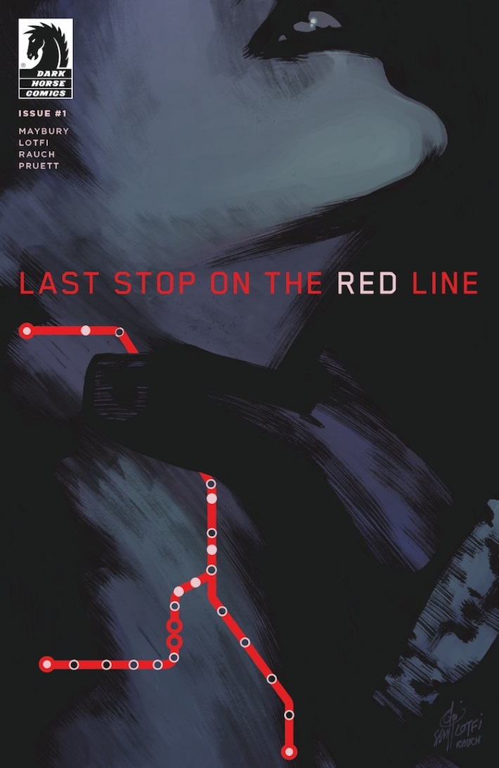 laststopcov The LAST STOP ON THE RED LINE brings death and dismay