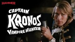 captainKronoslogo Titan Comics and Hammer Films collaborate on CAPTAIN KRONOS