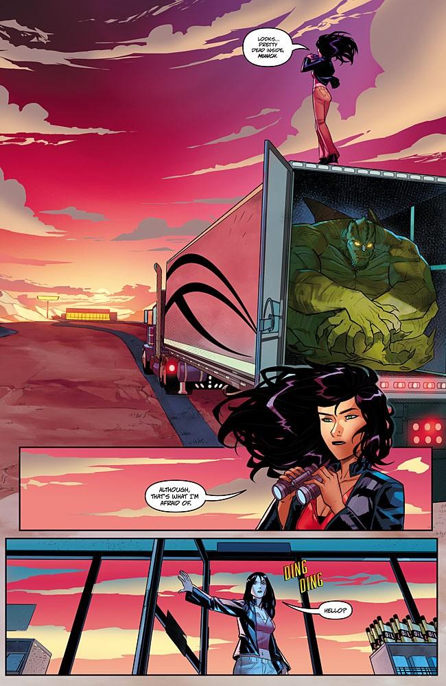 01-CHAR3-02-Aspen_1 ComicList Previews: CHARISMAGIC VOLUME 3 #2