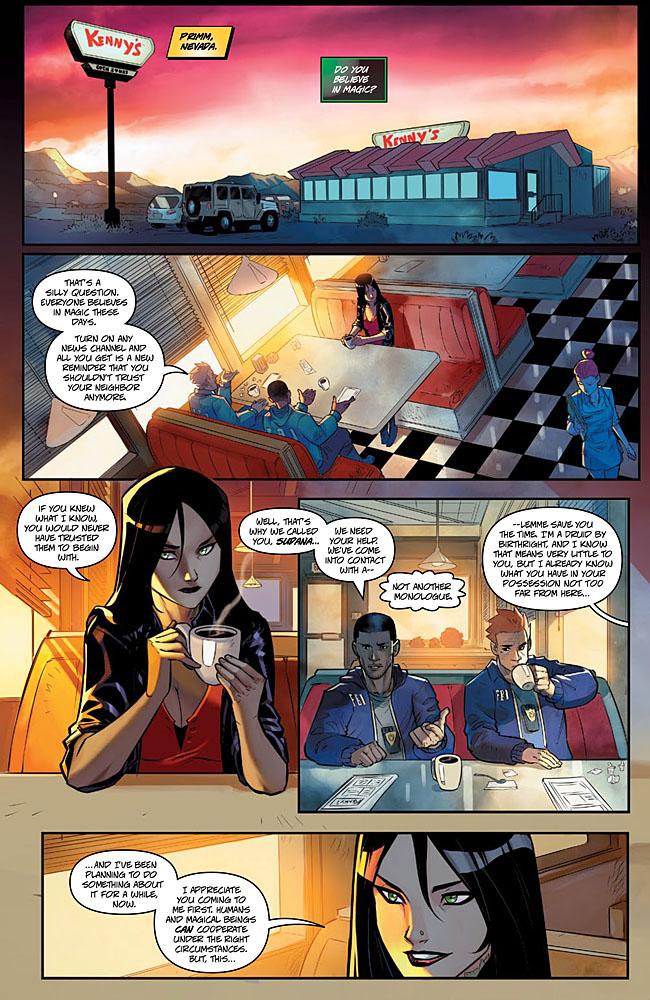 01-Charismagic-v3-01-Aspen_1 ComicList Previews: CHARISMAGIC VOLUME 3 #1