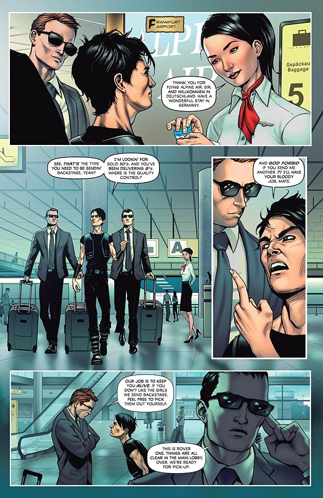 01_IRV5-01(Preview) ComicList Previews: EXECUTIVE ASSISTANT IRIS VOLUME 5 #1