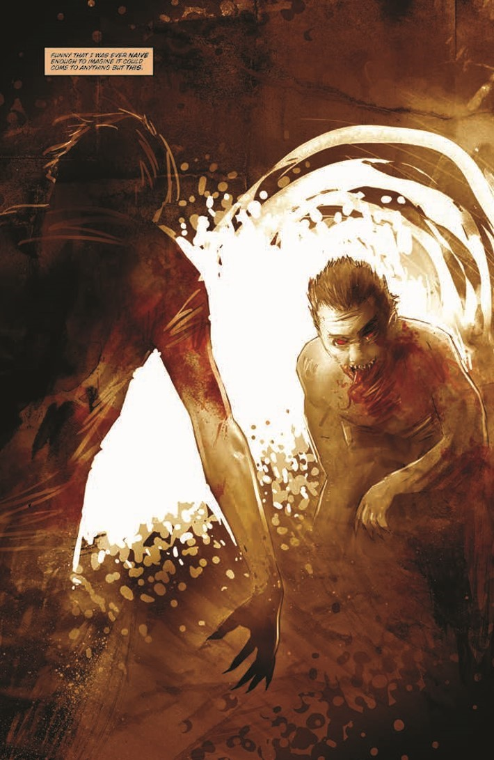 30_Days_of_Night_100-pr-7 ComicList Previews: 30 DAYS OF NIGHT 100-PAGE GIANT #1