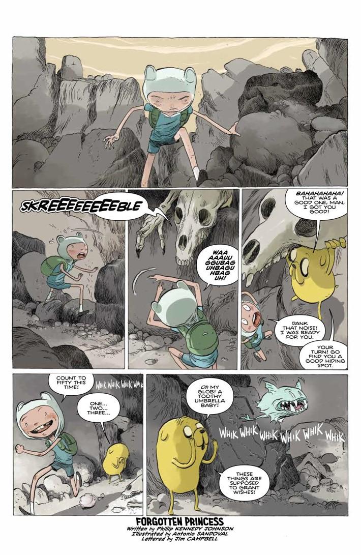 ATComics_v4_SC_PRESS_8 ComicList Previews: ADVENTURE TIME COMICS VOLUME 4 TP