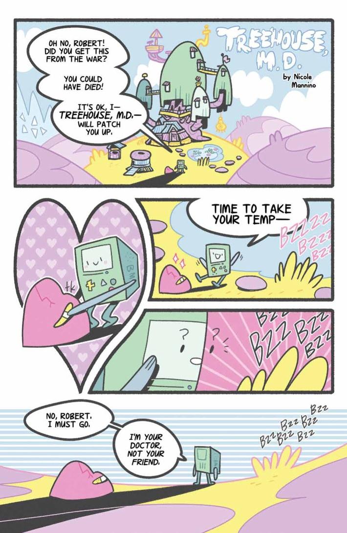 AT_BMOBonanza_PRESS_36 ComicList Previews: ADVENTURE TIME BMO BONANZA #1