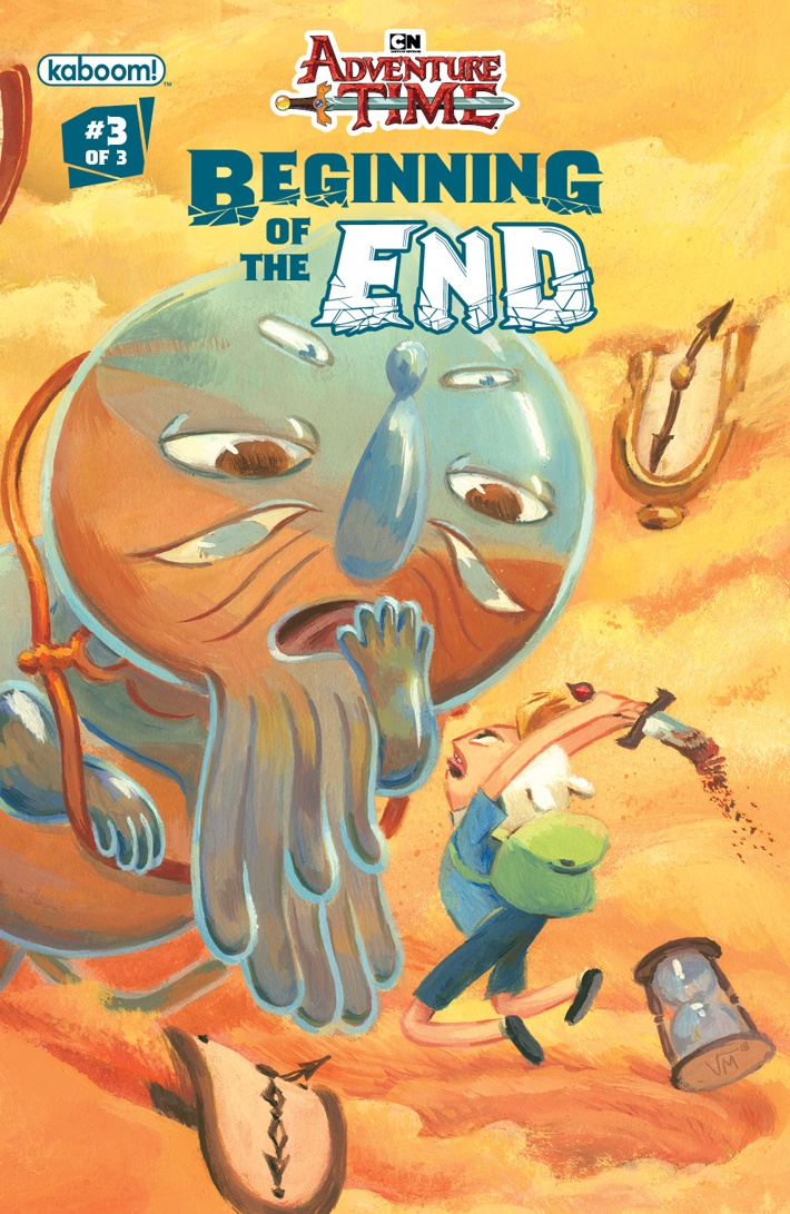 AT_Beginning_of_the_End_003_A_Main ComicList Previews: ADVENTURE TIME BEGINNING OF THE END #3
