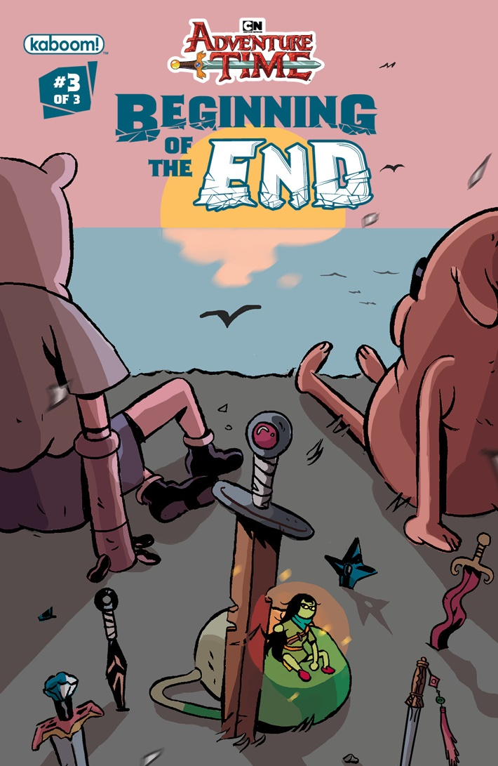 AT_Beginning_of_the_End_003_B_Subscription ComicList Previews: ADVENTURE TIME BEGINNING OF THE END #3