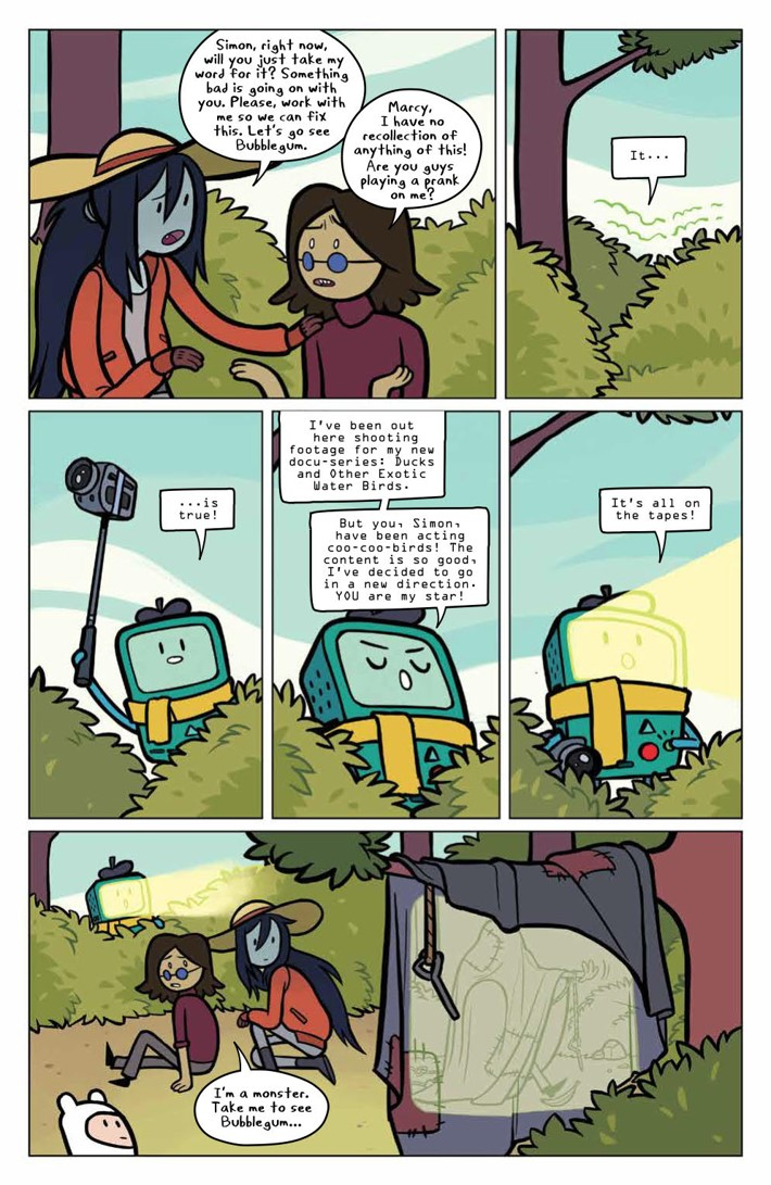 AT_MarcySimon_004_PRESS_5 ComicList Previews: ADVENTURE TIME MARCY AND SIMON #4