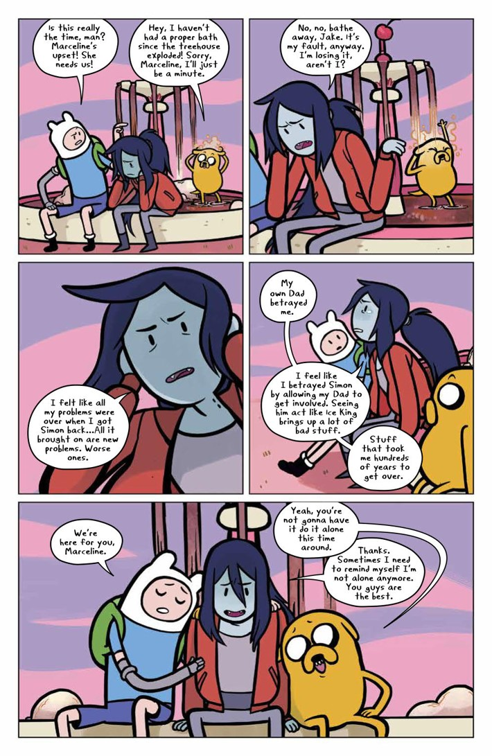 AT_MarcySimon_004_PRESS_7 ComicList Previews: ADVENTURE TIME MARCY AND SIMON #4