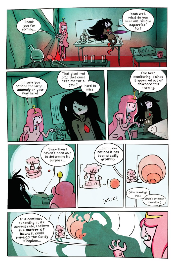 AT_SugaryShorts_v4_SC_PRESS_29 ComicList Previews: ADVENTURE TIME SUGARY SHORTS VOLUME 4 TP