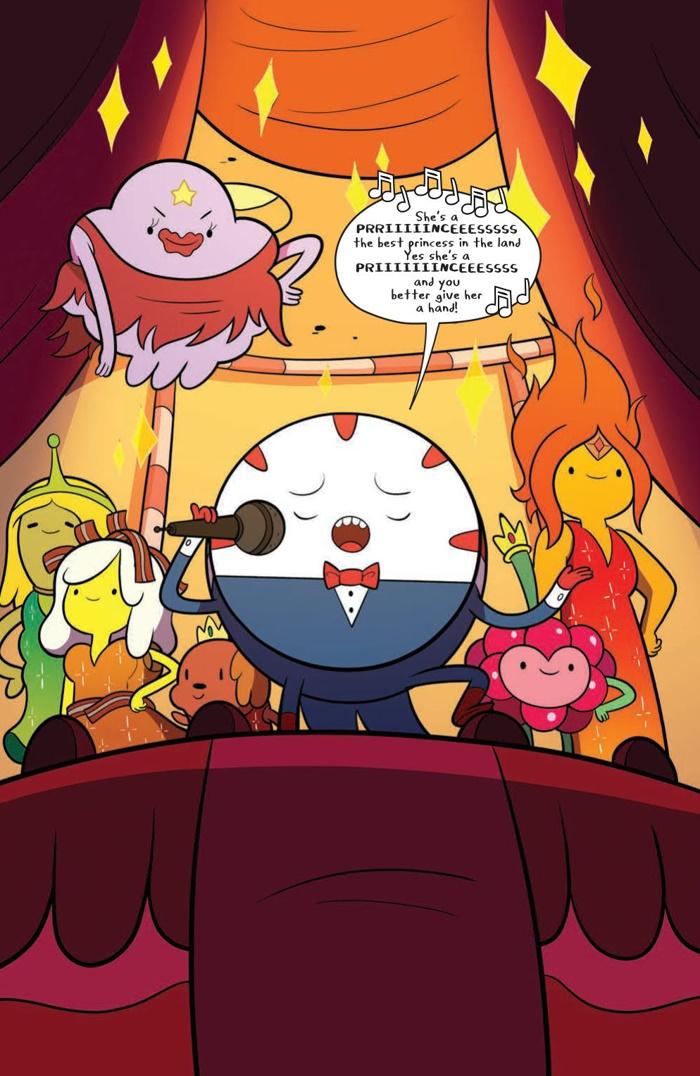 AdventureTime_063_PRESS_4 ComicList Preview: ADVENTURE TIME #63