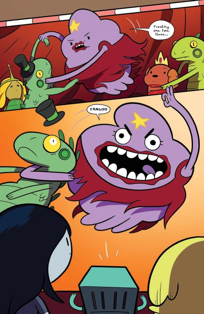 AdventureTime_063_PRESS_7 ComicList Preview: ADVENTURE TIME #63