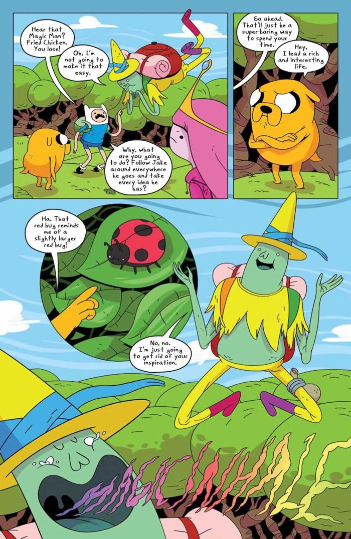 AdventureTime_074_PRESS_5 ComicList Previews: ADVENTURE TIME #74