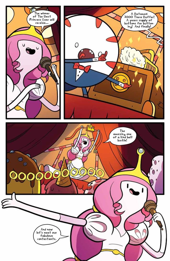 AdventureTime_v14_SC_PRESS_11 ComicList Previews: ADVENTURE TIME VOLUME 14 TP