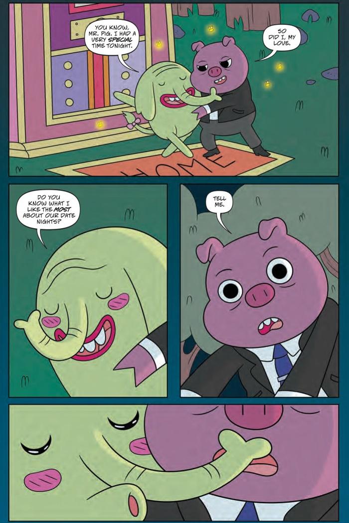 AdventureTime_v9_OGN_PRESS_9 ComicList Preview: ADVENTURE TIME VOLUME 9 BRAIN ROBBERS GN