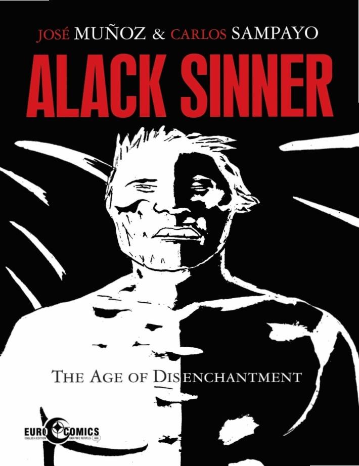 AlackSinner_Disenchantment-pr-1 ComicList Previews: ALACK SINNER THE AGE OF DISENCHANTMENT TP