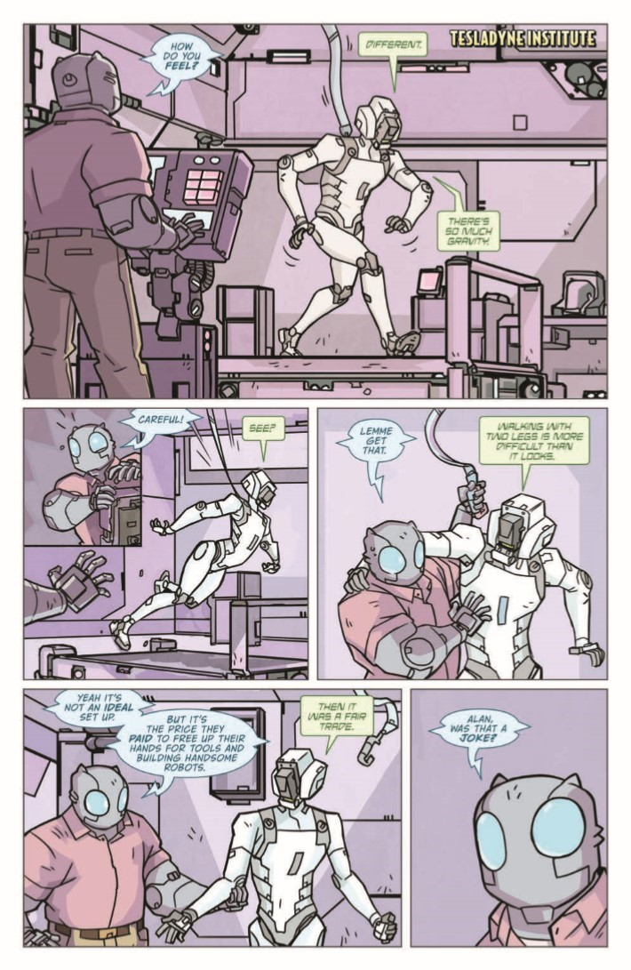 Atomic_Robo_Dawn_New_Era_02-pr-4 ComicList Previews: ATOMIC ROBO AND THE DAWN OF A NEW ERA #2