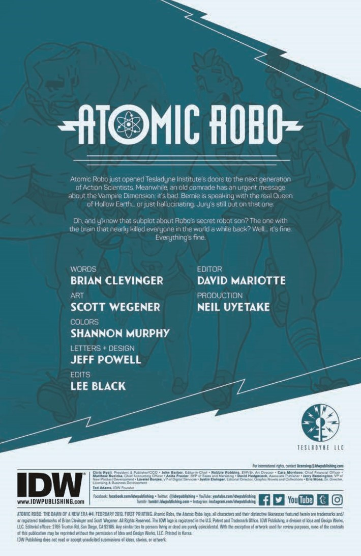 Atomic_Robo_Dawn_New_Era_04-pr-2 ComicList Previews: ATOMIC ROBO AND THE DAWN OF A NEW ERA #4