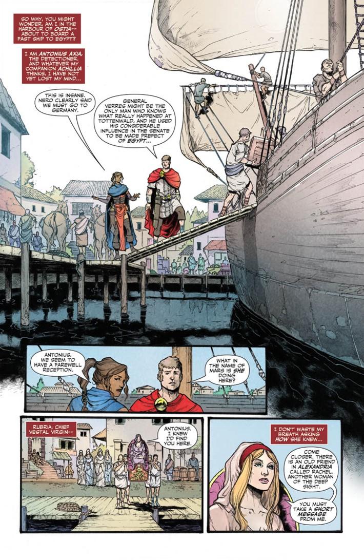 BRITANNIA3_002_003 ComicList Previews: BRITANNIA LOST EAGLES OF ROME #2
