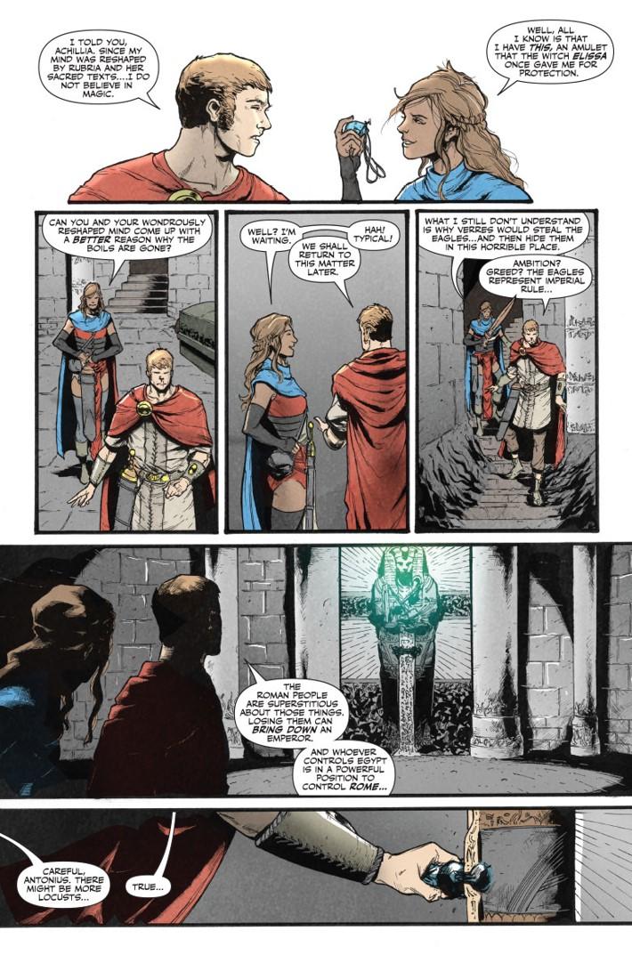 BRITANNIA3_004_005 ComicList Previews: BRITANNIA LOST EAGLES OF ROME #4