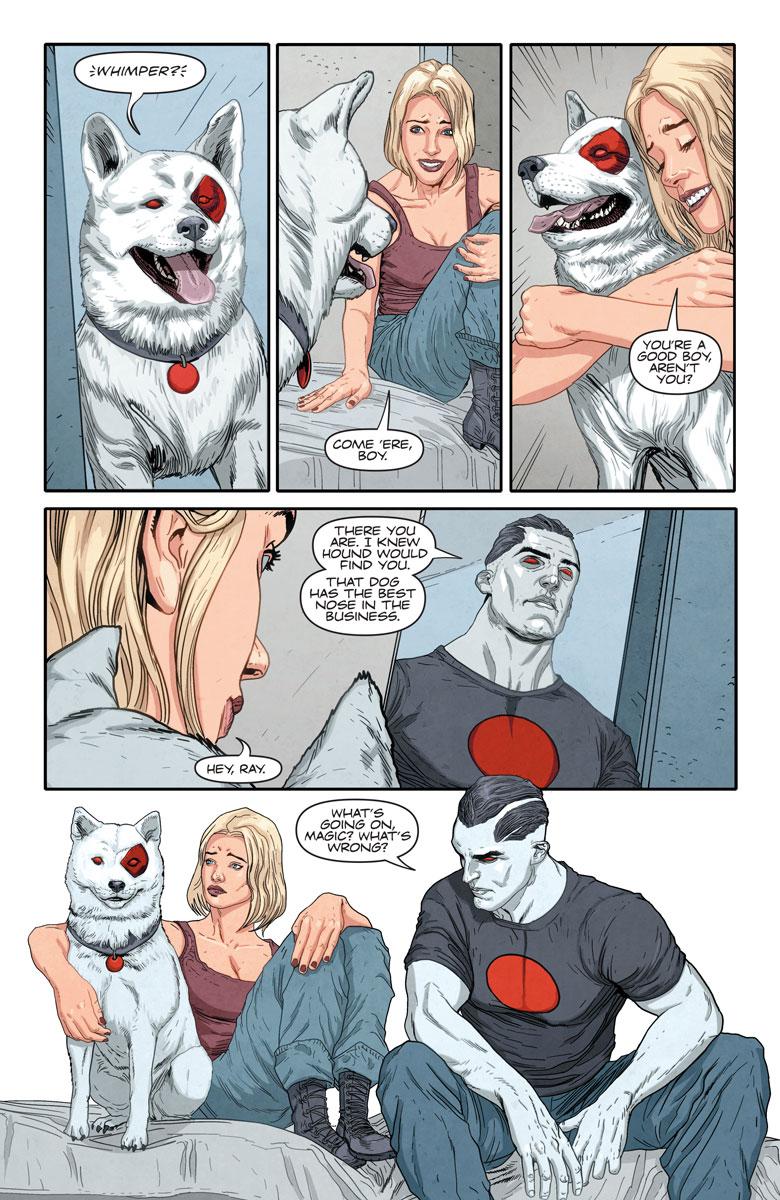 BSRB_000_003 ComicList Preview: BLOODSHOT REBORN #0