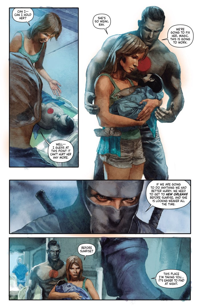 BSS_006_003 ComicList Previews: BLOODSHOT SALVATION #6
