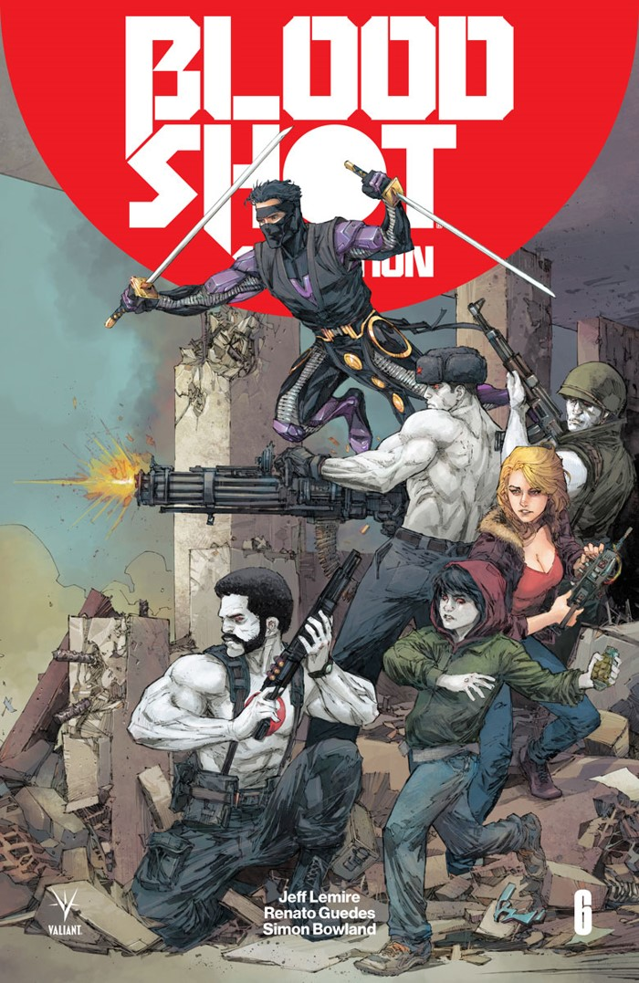 BSS_006_COVER-A_ROCAFORT ComicList Previews: BLOODSHOT SALVATION #6