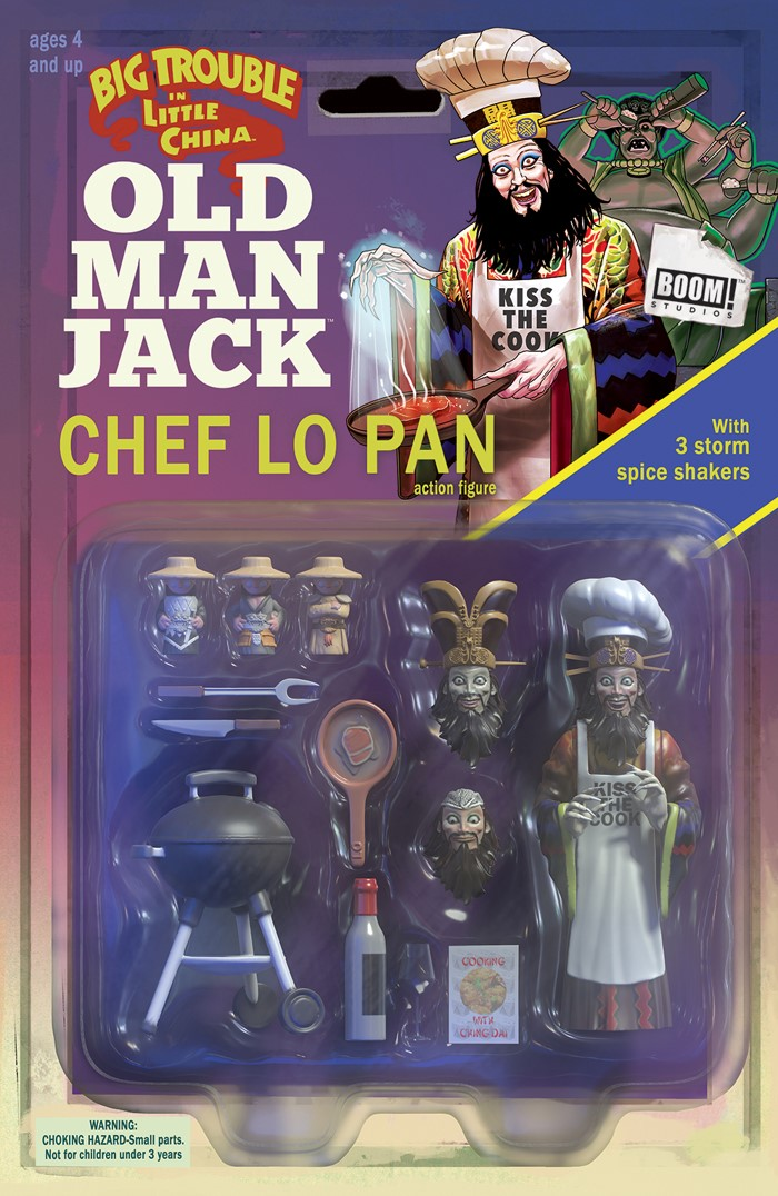 BTLC_OMJ_006_B_ActionFigure ComicList Previews: BIG TROUBLE IN LITTLE CHINA OLD MAN JACK #6