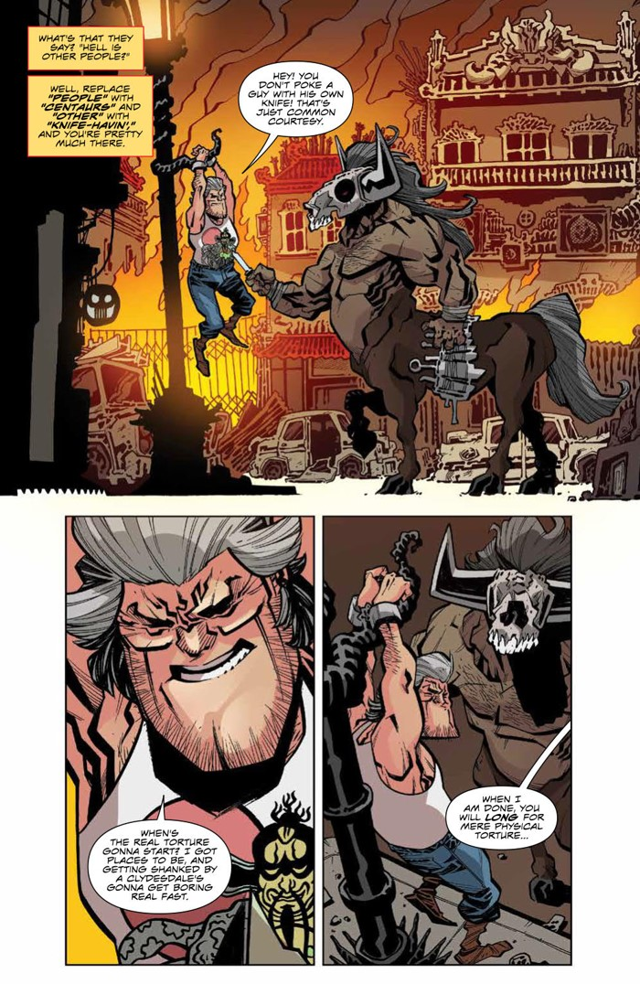 BTLC_OMJ_006_PRESS_3 ComicList Previews: BIG TROUBLE IN LITTLE CHINA OLD MAN JACK #6
