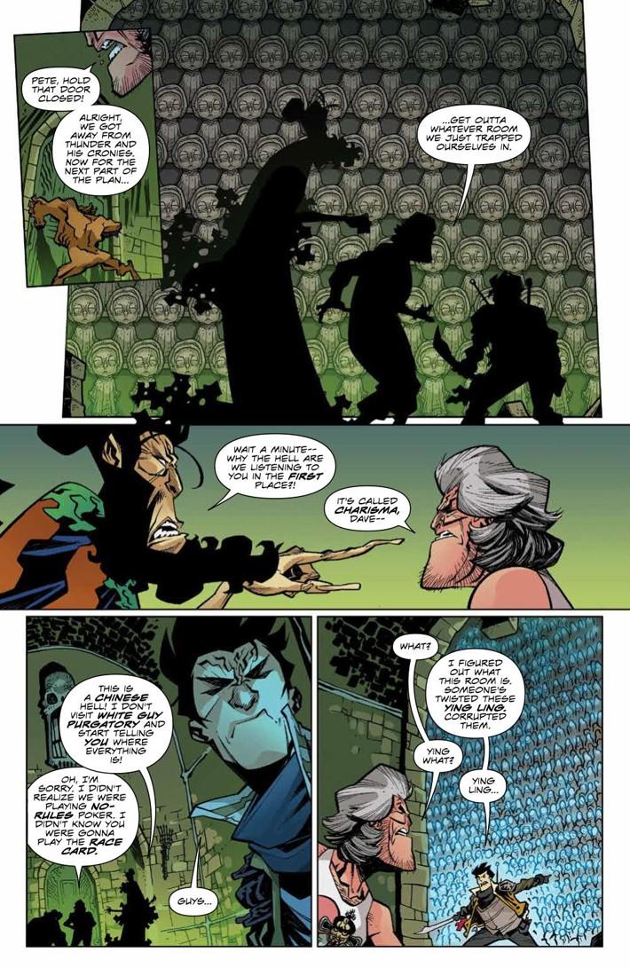 BTLC_OMJ_007_PRESS_6 ComicList Previews: BIG TROUBLE IN LITTLE CHINA OLD MAN JACK #7