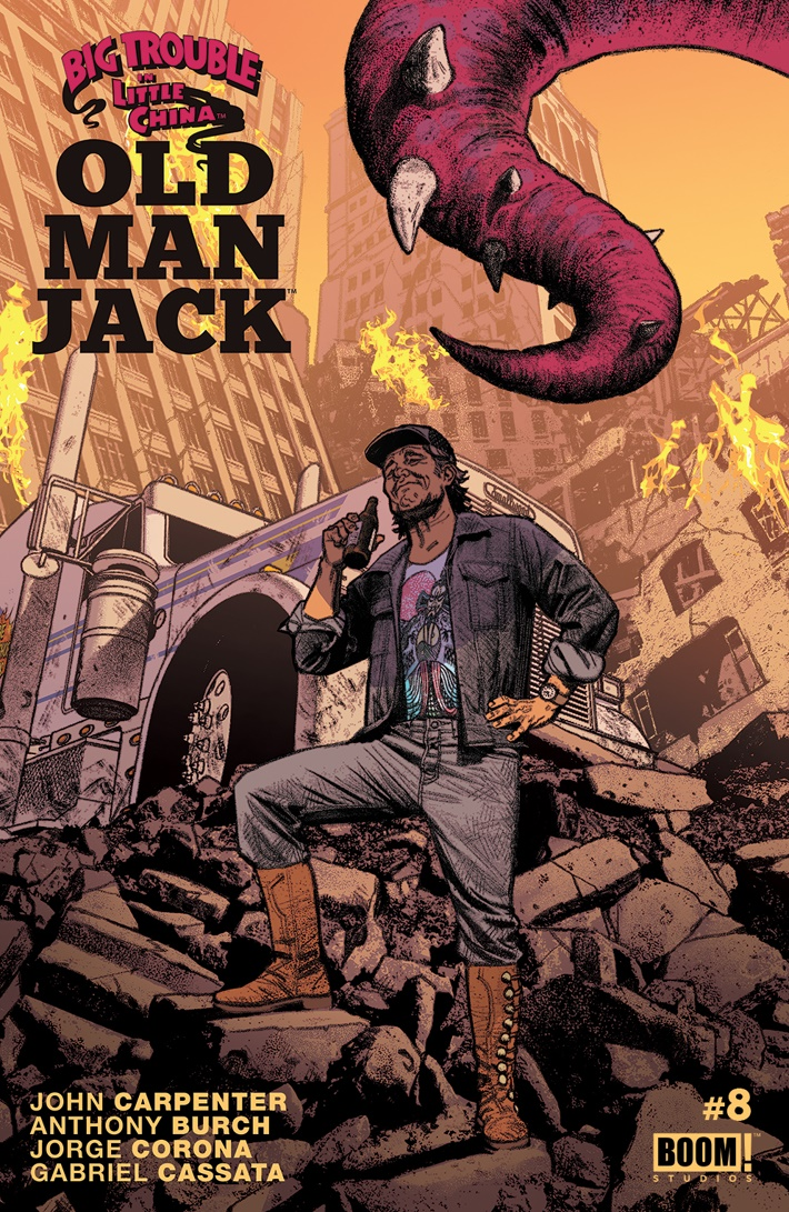 BTLC_OMJ_008_A_Main ComicList Previews: BIG TROUBLE IN LITTLE CHINA OLD MAN JACK #8