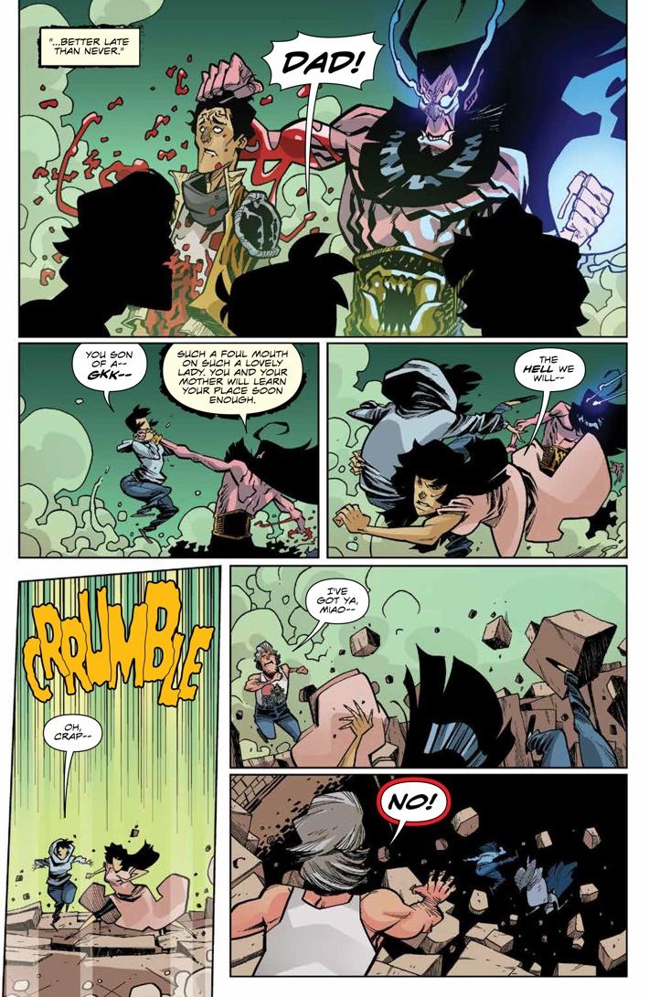 BTLC_OMJ_010_PRESS_4 ComicList Previews: BIG TROUBLE IN LITTLE CHINA OLD MAN JACK #10