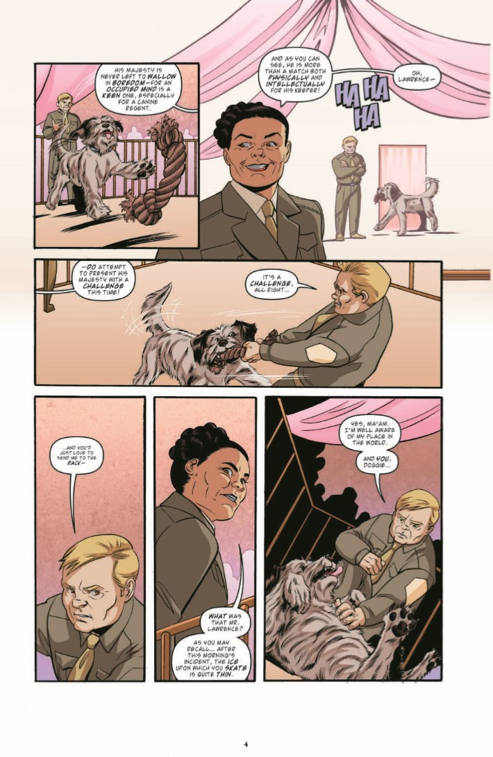BTTF_TimeTrain_03-pr-4 ComicList Previews: BACK TO THE FUTURE TALES FROM THE TIME TRAIN #3